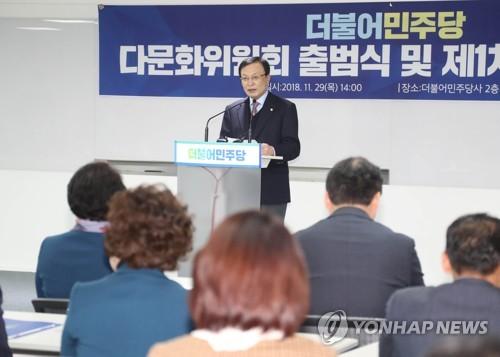 與, 국내 거주 동포 100만명 지원 '재한동포법' 제정 검토
