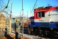 韓国の列車が北朝鮮へ