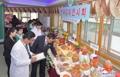 北朝鮮でキムチ展示会