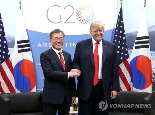 문대통령, G20서 '한미 엇박자' 불식하고 '답보' 비핵화 재시동