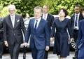 文大統領 ニュージーランド訪問