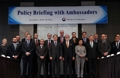 Embajadores de la UE ante Corea del Sur