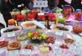 Exposition de kimchi en Corée du Nord