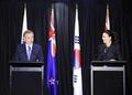 Cumbre Corea del Sur-Nueva Zelanda