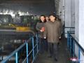 El primer ministro norcoreano inspecciona una central eléctrica