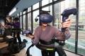 Parque temático de realidad virtual