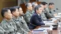 Réunion des commandants des armées