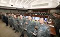 全軍主要指揮官会議を開催