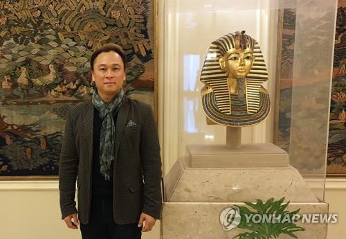 이집트서 오페라 '아이다'로 우뚝 선 테너 이정환