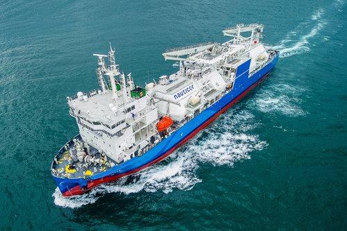 현대미포조선, 3년 만에 LNG 벙커링선 수주
