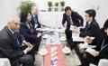 Ministres de l'Environnement Corée-Algérie