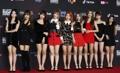 Girl group Nature at music awards