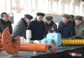북한 박봉주, 낙원기계연합기업소 시찰