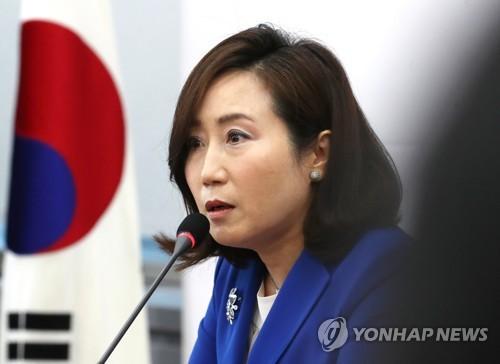 """한국 조강특위 """"당 몰락 책임인사·대여 전투력 없는 인사 배제"""""""
