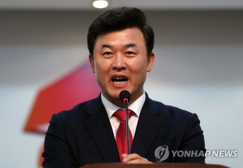"""한국당 """"연동형 비례제 도입 합의 아냐…당내 논의 시작"""""""