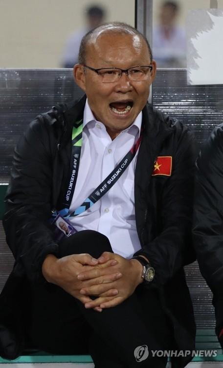 한국도 홀린 박항서 신드롬…베트남전 시청률 18.1%