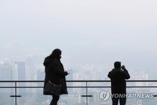 [날씨] 내일 또 전국 미세먼지…한때 '매우나쁨' 예상