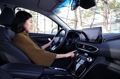 Hyundai's fingerprint sensing car