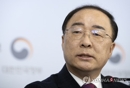 홍남기 한국경제 잠재성장경로 2.9% 전후…내년에 다소 밑돈다
