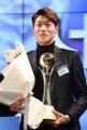 El mejor futbolista masculino de Corea del Sur