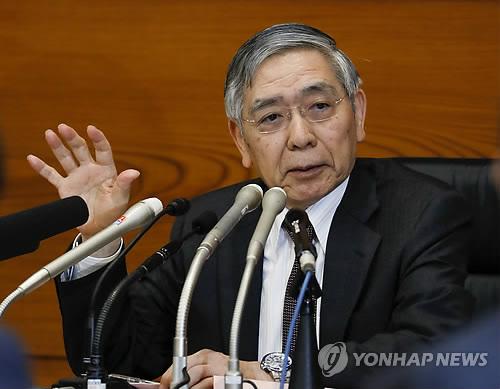 '부양책 성과부진' 일본은행 추가 완화조치 전망 확산