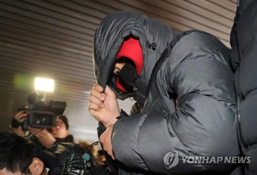 이용원 업주 살해하고 불 지른 20대 항소심도 징역 30년 중형
