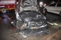 Otro incendio de un BMW