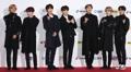 BTS en los premios de música
