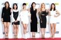 Apink en los premios de SBS TV