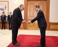 El nuevo embajador de Brasil ante Seúl