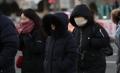 ソウルの体感気温 氷点下19.3度