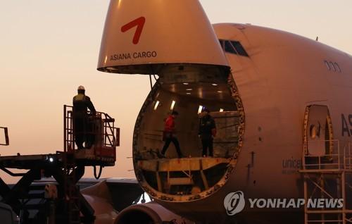 정부, 오늘밤 화물기로 우한에 구호품 전달(종합)