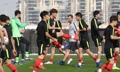 Corea del Sur se prepara para la Copa Asiática de la AFC