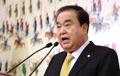 El presidente parlamentario destaca las leyes preventivas