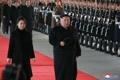 N.K. leader visits China