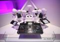Un robot de inteligencia artificial disyóquey