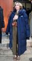 Hollywood actress Megan Fox in S. Korea