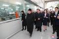 El líder norcoreano en Pekín