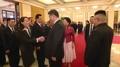 N.K. media reports on leader's China visit