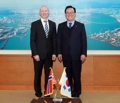 Ambassadeur norvégien à Ulsan
