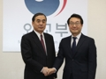 Nuke envoys of S. Korea, China meet