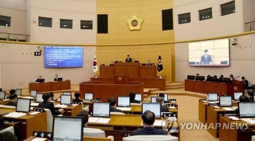 대전시의회 제242회 임시회 개회…안건 63건 처리 예정(종합)