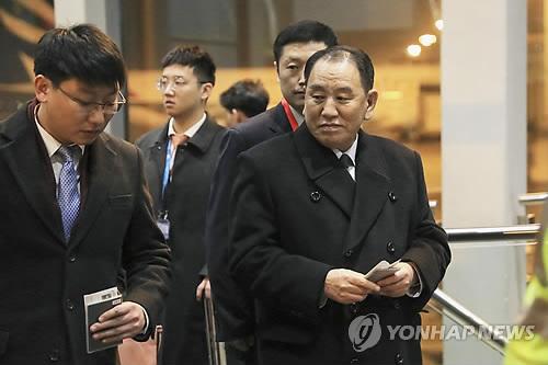北김영철, 2차 북미 정상회담 논의차 워싱턴 향발(종합2보)