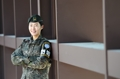板門店JSAに韓国軍初の女性隊員