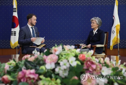 (LEAD) (Yonhap Interview) Minister Kang: With denuclearization goals set, N. Korea, U.S. eye concrete deal in 2nd summit