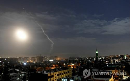 """""""이스라엘의 시리아 공습 사상자에 북한 미사일 기술자 포함"""""""