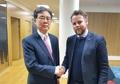 Ministres du Commerce Corée-Norvège