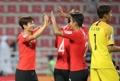 アジア杯  8強進出
