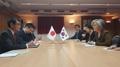 Chefs de diplomatie Séoul-Tokyo