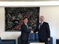 Conseil politique Corée-Portugal